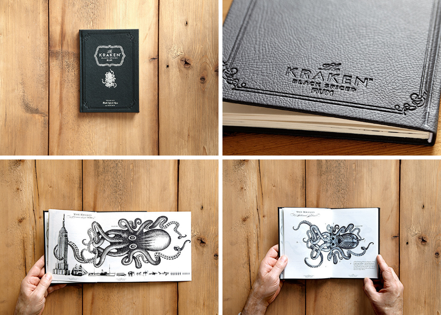 The Kraken Boek 1